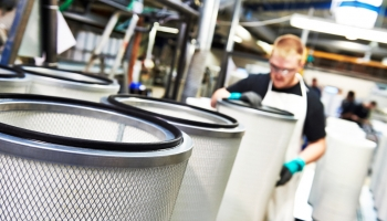 Nordic Air Filtration, opens local USA production in Camden, South Carolina