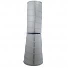 konische-und-zylindrische-filterpatrone-gas-turbine-edelstahl-lufteinlass-filtration