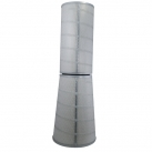 conical-cylindrical-filter-cartridge-gas-turbines-air-intake-filtration