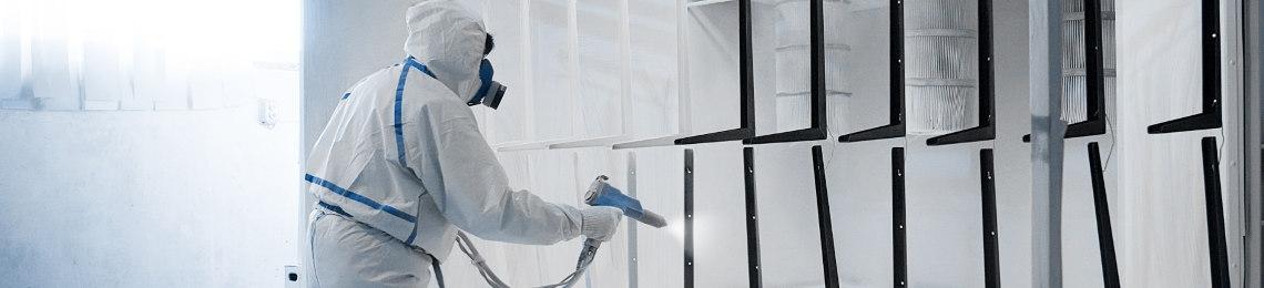 粉末涂料业的工业过滤器