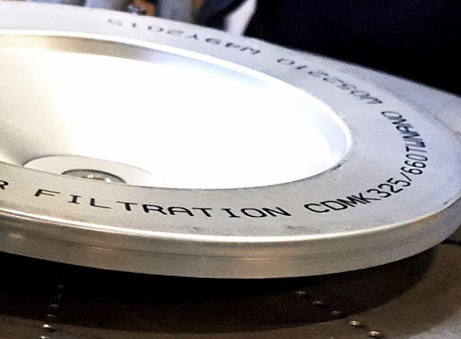 Technical advantages - Ink-jet print | Nordic Air Filtration